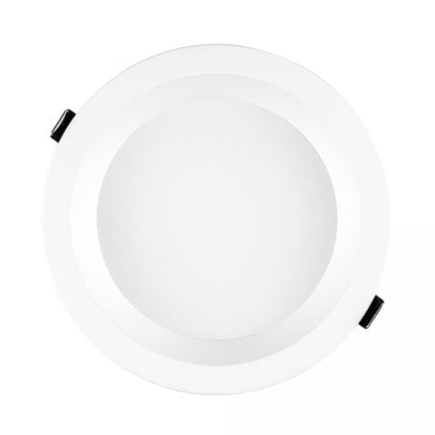 Ilumo Downlight with SuperFlex 130mm 8W 700Lm CRI90 White